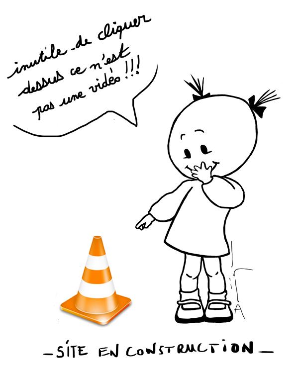 Poussinette évolue La Caricaturiste
